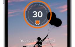 Human bewegingsapp iPhone