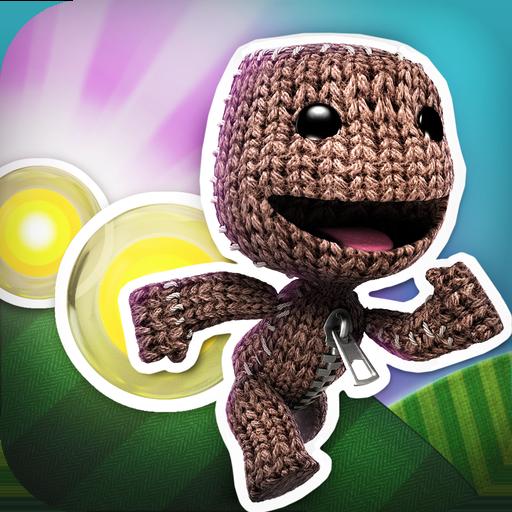 Run Sackboy Run review iPhone icon