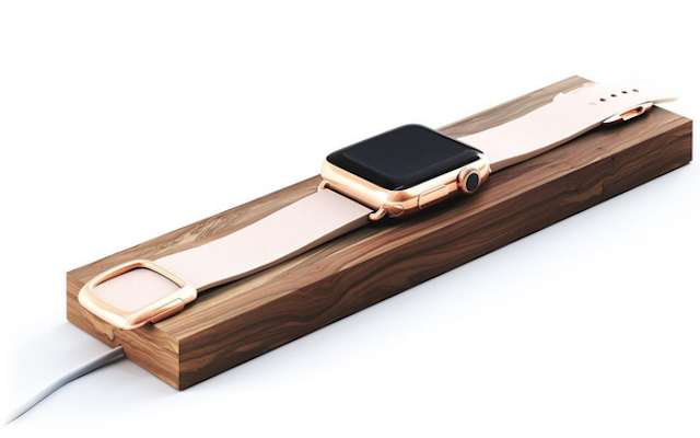 Apple Watch Composure Dock