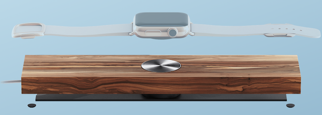 Apple Watch Composure Dock werking