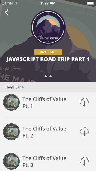 Code School leren programmeren JavaScript