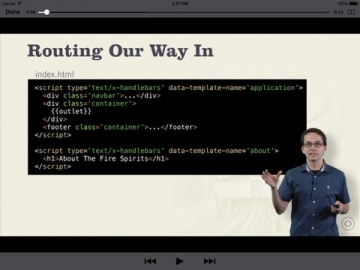 Code School leren programmeren iPad iPhone