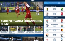 FOX Sports NL iPad iPhone