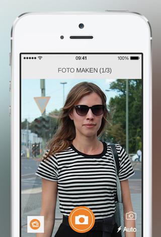 Zalando Shopping iOS Fashion Finder