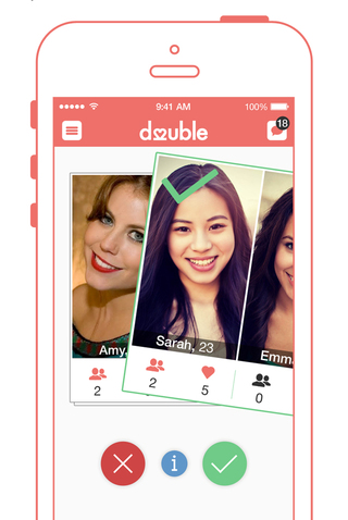 Double review dating app swipen