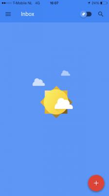 Google Inbox zero