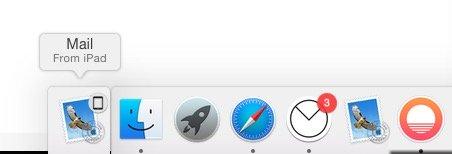 handoff mac apps gebruiken
