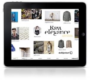 Bijenkorf-iPad-app