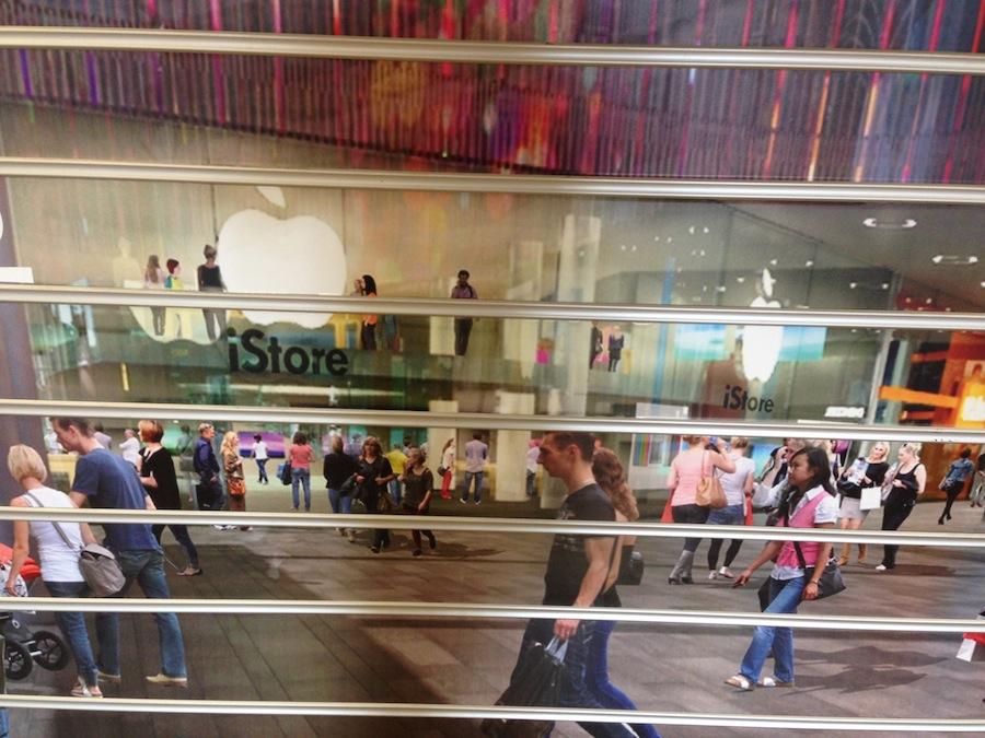 Apple Store Hoog Catharijne foto