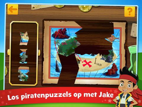 Disney Junior Speel legpuzzel