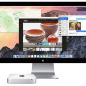 Mac mini 2014 scherm