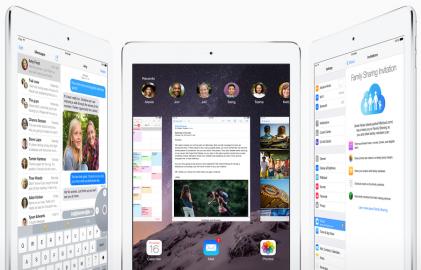 iPad Air 2 3 keer