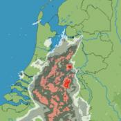 Het Weer in Nederland weerwidgets iPhone