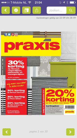 Spotta 3.0 folders Praxis