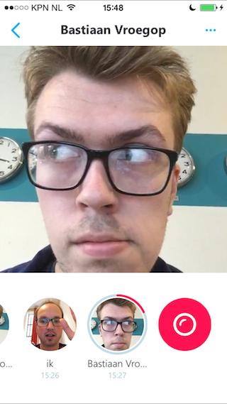 Skype Qik review Bas video
