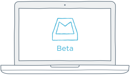 mailbox beta mac