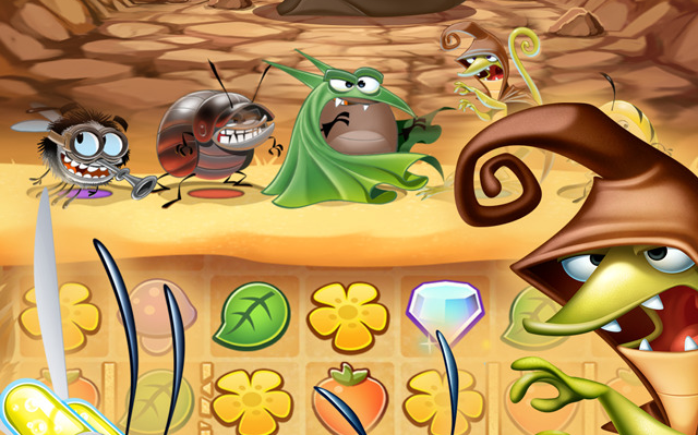 Best Fiends nieuwe game ex-Angry Birds makers