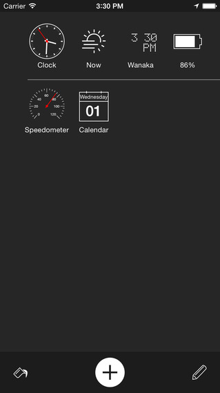 Vidgets review eigen widget maken iPhone