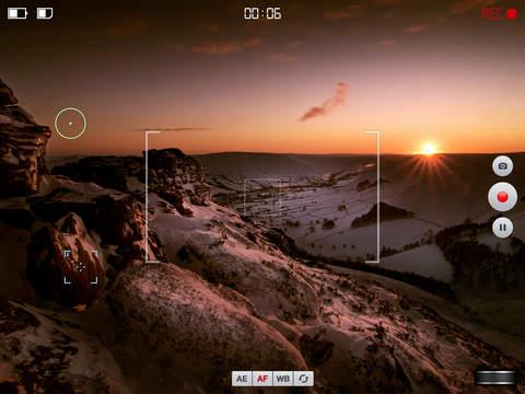 Videon iPad iPhone film schieten
