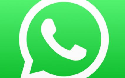 WhatsApp voor iPhone 6 nieuwsbericht
