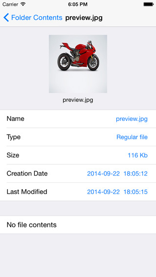 Cloud Drive Explorer afbeelding details