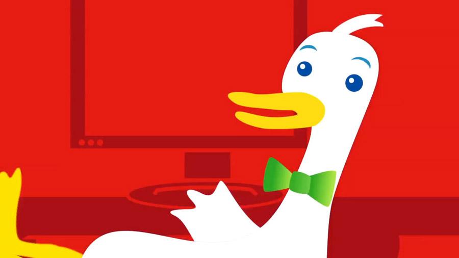 duckduckgo instellen feature