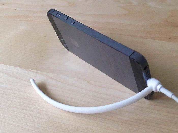 Arch-y iPhone houder Kickstarter