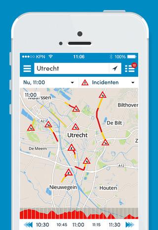 Routeradar review werkzaamheden online