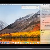 MacOS widgets berichtencentrum