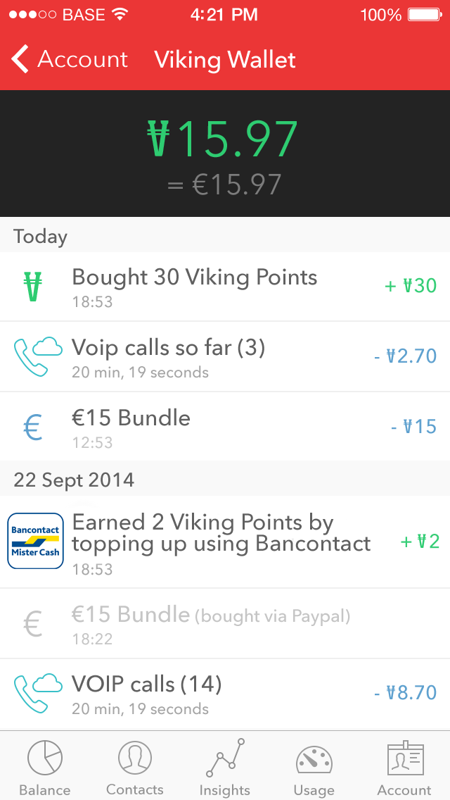 Viking App Viking Talk