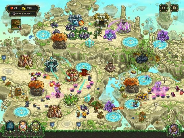 Kingdom Rush Origins review iPad