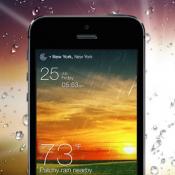 Live Weer iPhone iPad weerbericht app