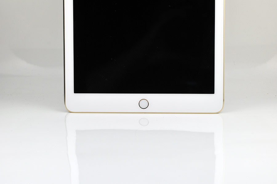 iPad Air 2 review Touch ID
