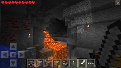 Minecraft Pocket Edition screenshot 0.10