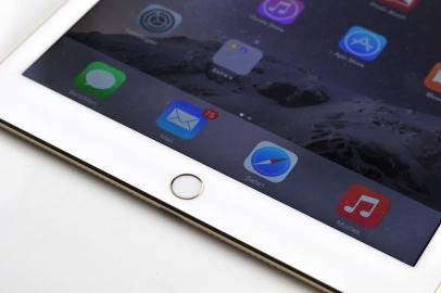 iPad Air 2 review onderkant
