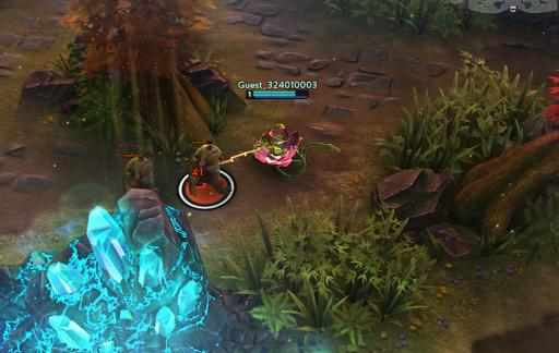 Vainglory screenshot