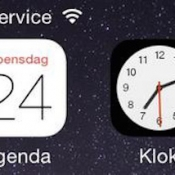 Geen service featured