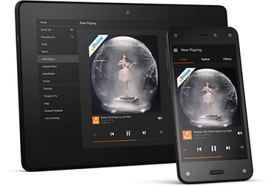 Amazon Echo iPhone iPad app