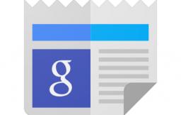 Google nieuws en agenda widget