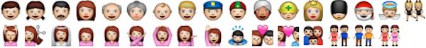 Menselijke emoji