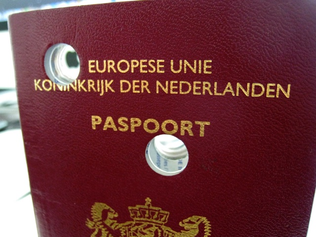 KopieID iPhone-app paspoort bescherming