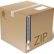 Zip-bestanden gebruiken op iPhone en iPad