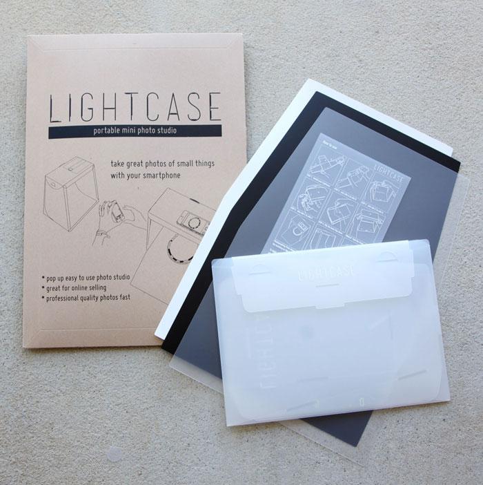 lightcase-verpakking