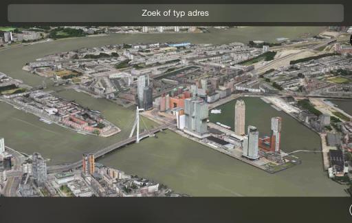 Flyover Rotterdam horizontaal