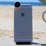 iPhone 6 magneet lens