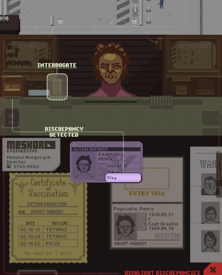 Papers, Please 2