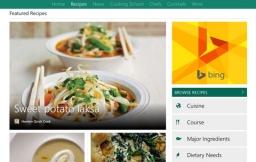 MSN Eten en Drinken iPad iPhone
