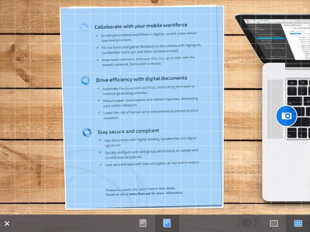 PDF Office paper scannen