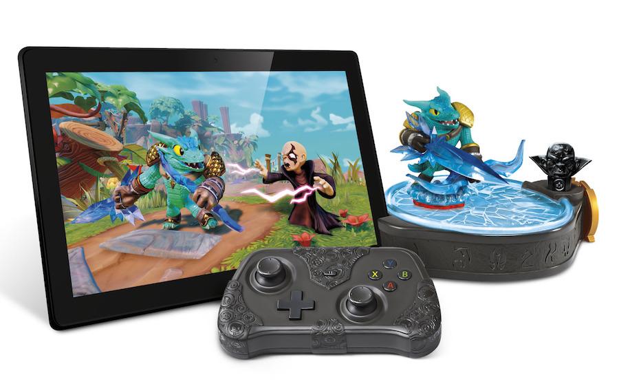 Skylanders Trap Team iPad