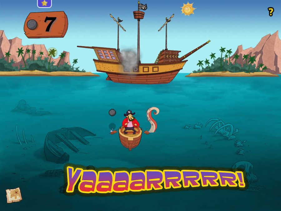 ontdek met piraten